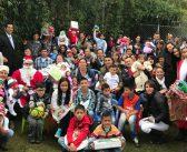La felicidad de los niños de la fundación FUNAPI