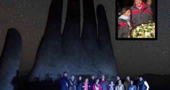 Noche de estrellas en el comité de Antofagasta – (Desierto de Atacama)