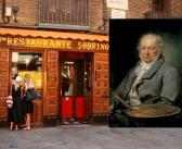 GOYA fue steward en el restaurante mas antiguo del mundo
