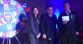 Osvaldo Garcés Ganador de Sonesta Hotel Osorno