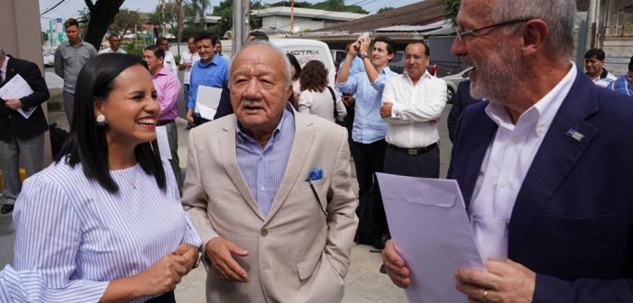 Radisson Guayaquil abre el primer parqueo vertical tecnificado