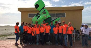CORALES CARE apoya la comunidad del Barrio Crespo