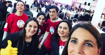 Tallarinata Solidaria en Sonesta Concepción