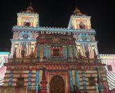 Fiesta de la luz en Quito