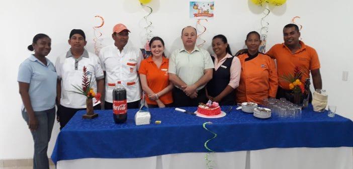 Celebración de Cumpleaños en el hotel Makana Resort