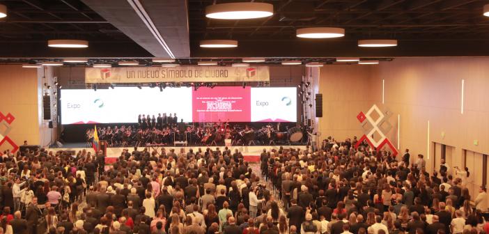 Conozca la operación del Centro de Convenciones y Exposiciones Expofuturo