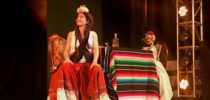 "ULTIMA HORA: Flora Martínez ""Frida"" feliz hospedada en el FPS Cali"