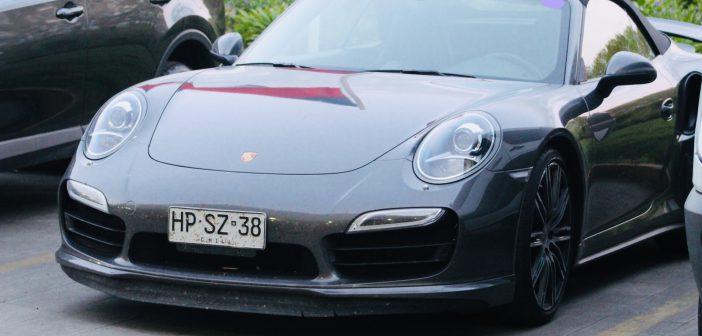 Club Porsche Chile en Sonesta Osorno