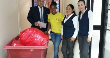 El Hotel Sheraton Quito ayudando a la comunidad
