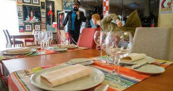 Homenaje a Tintín, hotel temático en España