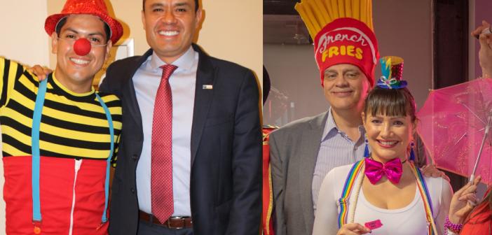 Marzo mes de la felicidad: Fotos nuevas: Incluye Ibagué y Bucaramanga