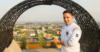 Rubén el poeta de la cocina llanera
