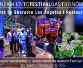 Festival Gastrónomico en Los Angeles