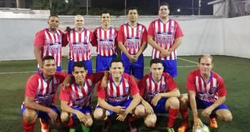 Atlético de Madrid?  No, es el Sonesta Barranquilla