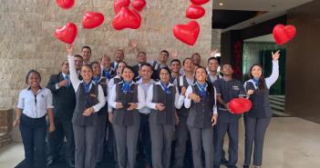 9 años con gente Feliz en Sonesta Barranquilla
