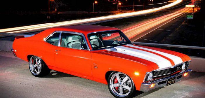 ¿Quieres ganarte este auto clásico Chevrolet Chevy de 1969?