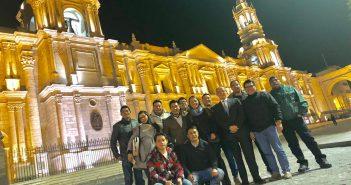El equipo gastronómico de Perú, se une para la inauguración de Sonesta Arequipa