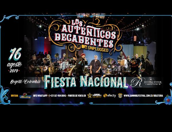 IX Aniversario de HOJO Córdoba y visita de Los Auténticos Decadentes (ARG)