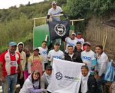 Trabajando por la comunidad en Sheraton Quito