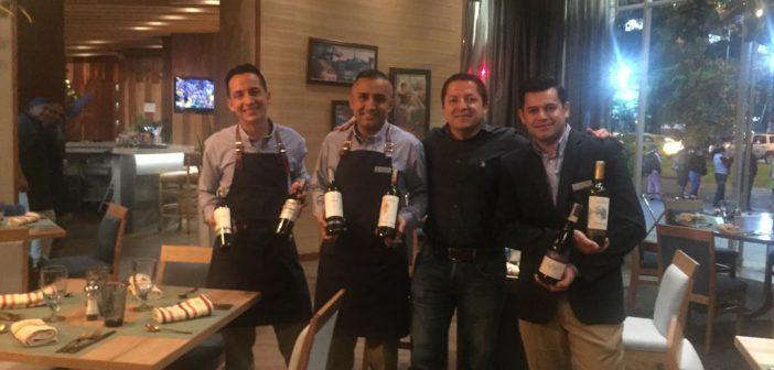 La ruta del vino de Pereira llega al Sonesta Bogotá al nuevo restaurante «Cooks Porterhouse»