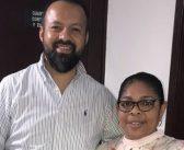 Reconocimiento a la señora Leidy Madarriaga de GHL Relax Hotel Sunrise