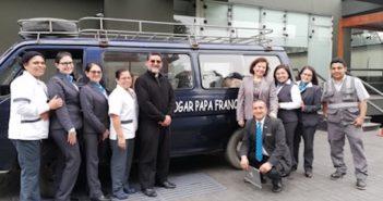Entrega de Donativo al Hogar Papa Francisco, Hotel Sonesta El Olivar