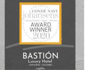 Premio Condé Nast para el Hotel Bastión