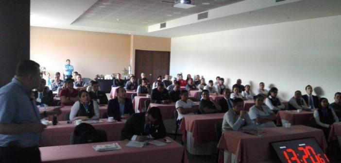 Taller de cultura organizacional en el Hotel Sonesta barranquilla