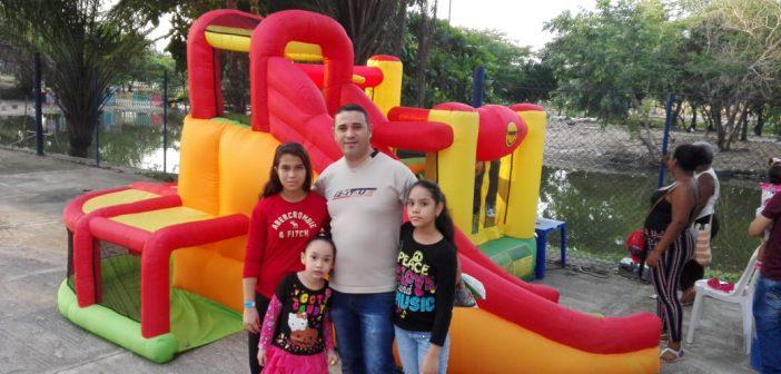 Diversión en familia en el Hotel sonesta Barranquilla