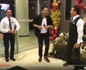 Videos de Moisés Angulo, bailando y cantando emocionado en el Sonesta Valledupar