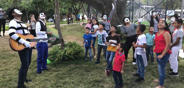Dia de los niños en Valledupar