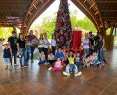 Celebración de navidad en el Hotel Abadia Plaza