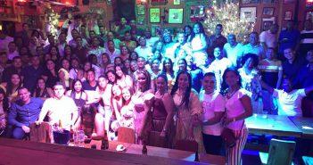 Celebración de fin de año en el Hotel GHL Relax Corales de indias
