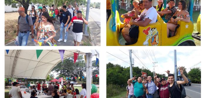 Actividades Navideñas en el Club El Puente