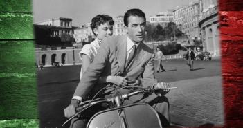 Conociendo Roma en Vespa, acompañados de Audrey Hepburn