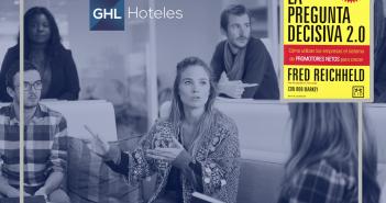Ranking del NPS de nuestros hoteles