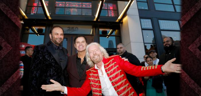 Lecciones del multimillonario Richard Branson